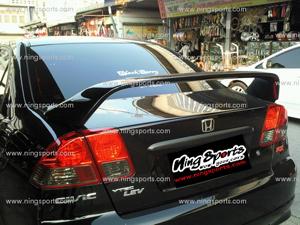 สปอยเลอร์ Honda Civic ES Dimension ทรง DC2