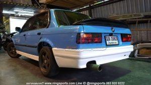 สปอยเลอร์ BMW E30 ทรง M Technic