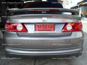 สปอยเลอร์ Honda City ZX ทรงศูนย์
