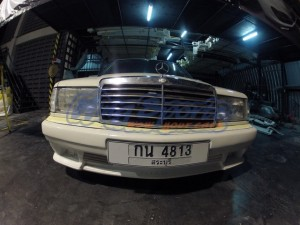 ชุดแต่งรอบคัน W201 190E AMG
