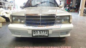 กันชนหน้า W201 190E AMG