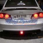 ชุดแต่งรถ Honda Civic FD ทรง Mugen RR