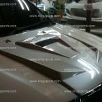 สคูป Mitsubishi Pajero Sport ทรง V.2 Extremer