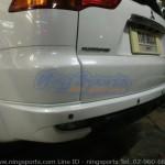ชุดแต่งรอบคัน Mitsubishi Pajero Sport ทรง V.2 Extremer