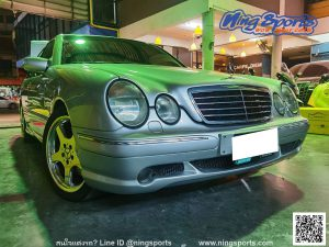 ชุดแต่งรอบคัน Benz W210 Facelift ทรง AMG