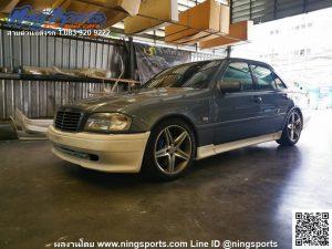 ชุดแต่งรอบคัน Benz W202 ทรง AMG C36