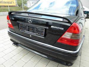 สปอยเลอร์ Benz W202 ทรง AMG