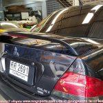 สปอยเลอร์ Mitsubishi New Lancer ทรงยกมีไฟ
