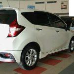 ชุดแต่ง Nissan Note RS LIMITED