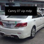 ชุดแต่งรอบคัน Camry 07 mdp vip