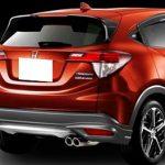 สปอยเลอร์ Honda HR-V ทรง Mugen