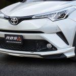 ชุดแต่งรอบคัน Toyota CH-R ทรง IDEO