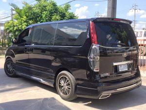 ชุดแต่งรอบคัน Hyundai H1 MC 2014 ทรง VIP DD