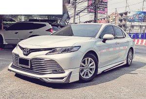 ชุดแต่งรอบคัน Toyota Camry 2018 ทรง Model V.2