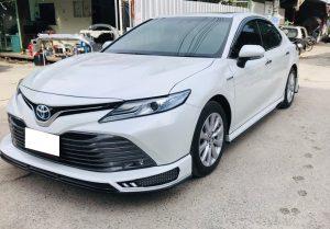 ชุดแต่งรอบคัน Toyota Camry 2018 ทรง MS Speed