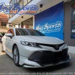 ชุดแต่งรอบคัน Toyota Camry 2018 ทรง Model