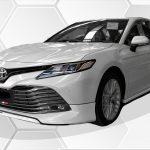 ชุดแต่งรอบคัน Toyota Camry 2018 ทรง Boomer