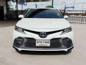 ชุดแต่งรอบคัน Toyota Camry 2018 ทรง Rider