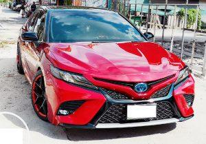 กันชนหน้า Toyota Camry 2018 USA Style