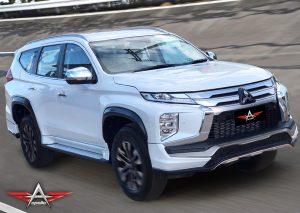 ชุดแต่งรอบคัน Mitsubishi Pajero Sport 2019 ทรง Apollo