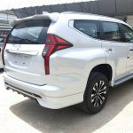 ชุดแต่งรอบคัน Mitsubishi Pajero Sport 2019 ทรง V.1