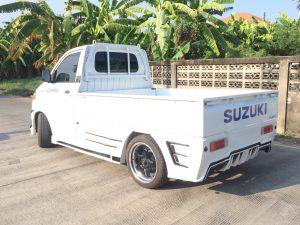 ชุดแต่งรอบคัน Suzuki Carry ทรง Aerosport