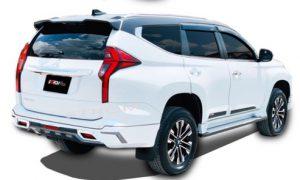ชุดแต่งรอบคัน Mitsubishi Pajero Sport 2019 ทรง Strom