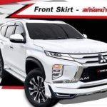 ชุดแต่งรอบคัน Mitsubishi Pajero Sport 2019 ทรง Xtream