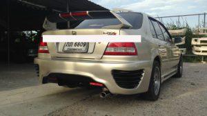 ชุดแต่งรอบคัน Honda City Type-Z ทรง R8