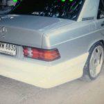 ชุดแต่งรอบคัน Benz W201 190E ทรง Wald
