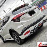 ชุดแต่งรอบคัน Honda HR-V 2018 ทรง Adventure