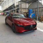 ชุดแต่งรอบคัน Mazda 3 2019 ทรง X-Theme