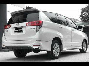 ชุดแต่งรอบคัน Toyota Innova Crysta ทรง Victor