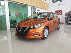 ชุดแต่งรอบคัน Nissan Almera 2020 ทรง X-Theme
