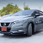 ชุดแต่งรอบคัน Nissan Almera 2020 ทรง Ark