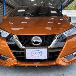 ชุดแต่งรอบคัน Nissan Almera 2020 ทรง SMT