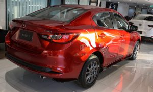 ชุดแต่งรอบคัน Mazda2 2020 ทรง Lip Skirt