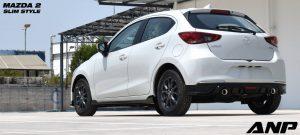 ชุดแต่งรอบคัน Mazda2 2020 ทรง Slim Style
