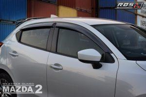 ชุดแต่งรอบคัน Mazda2 2020 ทรง Ideo Speed