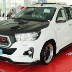 ชุดแต่งรอบคัน Toyota Hilux Revo Z-Edition ทรง Fortezza
