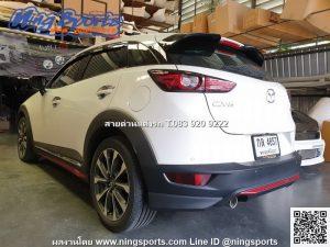 ชุดแต่งรอบคัน Mazda CX-3 2018 ทรง OEM