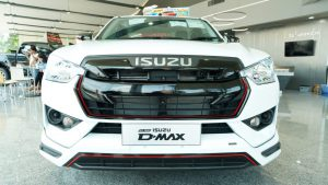 ชุดแต่งรอบคัน ISUZU D-MAX 2020 ทรง Seed Sport1