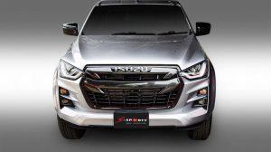 ครอบกระจังหน้า ISUZU D-MAX 2020 ลายคาร์บอน