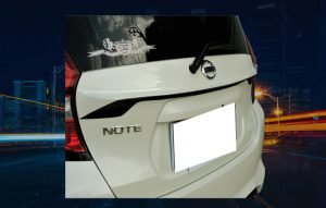 ชุดแต่งรอบคัน Nissan Note ทรง SMT
