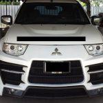ชุดแต่งรอบคัน Mitsubishi Pajero Sport ทรง Cayenne