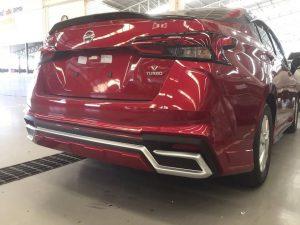 ชุดแต่งรอบคัน Nissan Almera 2020 ทรง Carto