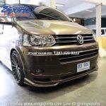 ชุดแต่งรอบคัน Volkswagen Caravelle T5 2010 ทรง Z One