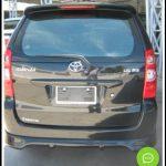 ชุดแต่งรอบคัน Toyota Avanza 2009 ทรง V.1