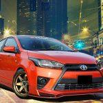 ชุดแต่งรอบคัน Toyota Yaris 2014 ทรง Team Rs V.6