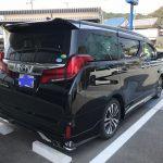 ชุดแต่งรอบคัน Toyota Alphard 2018 SC ทรง Model